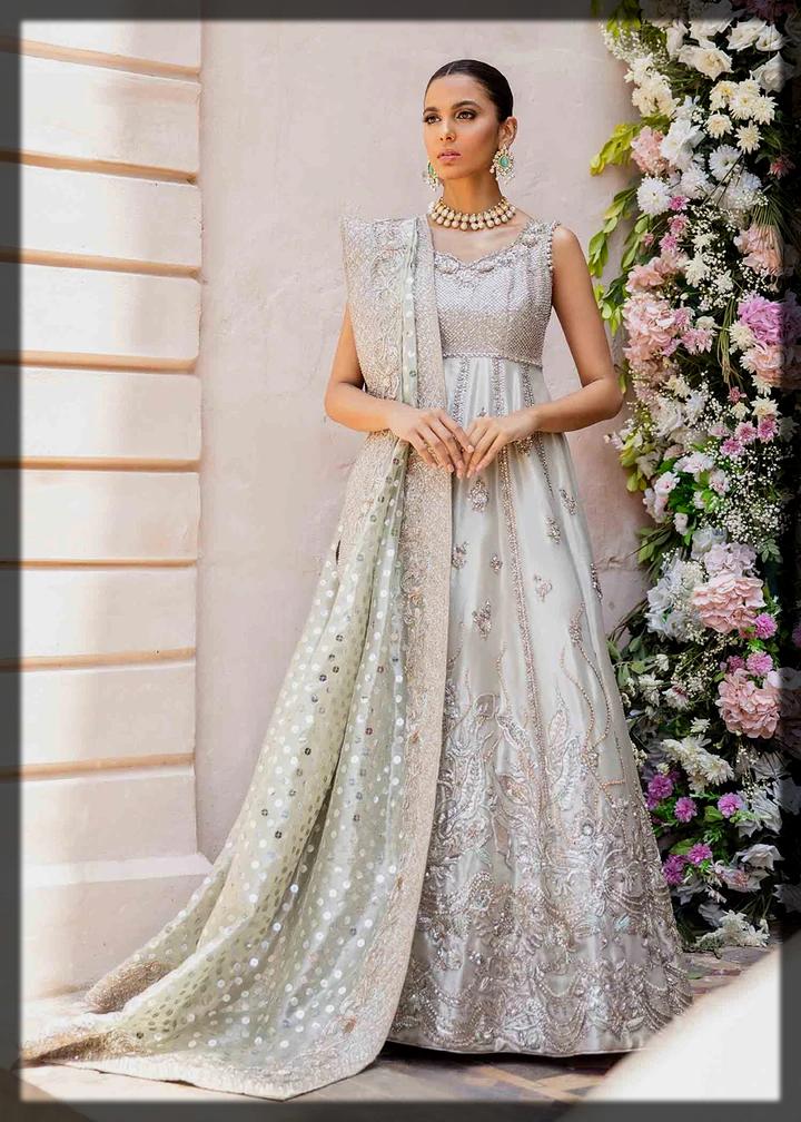 Appealing Tena Durrani Bridal Collection