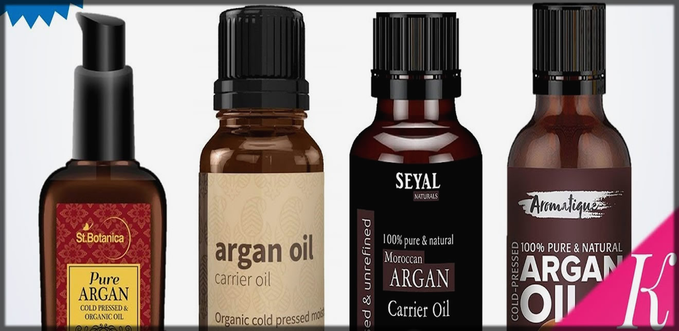 Argan Hair Care Oil