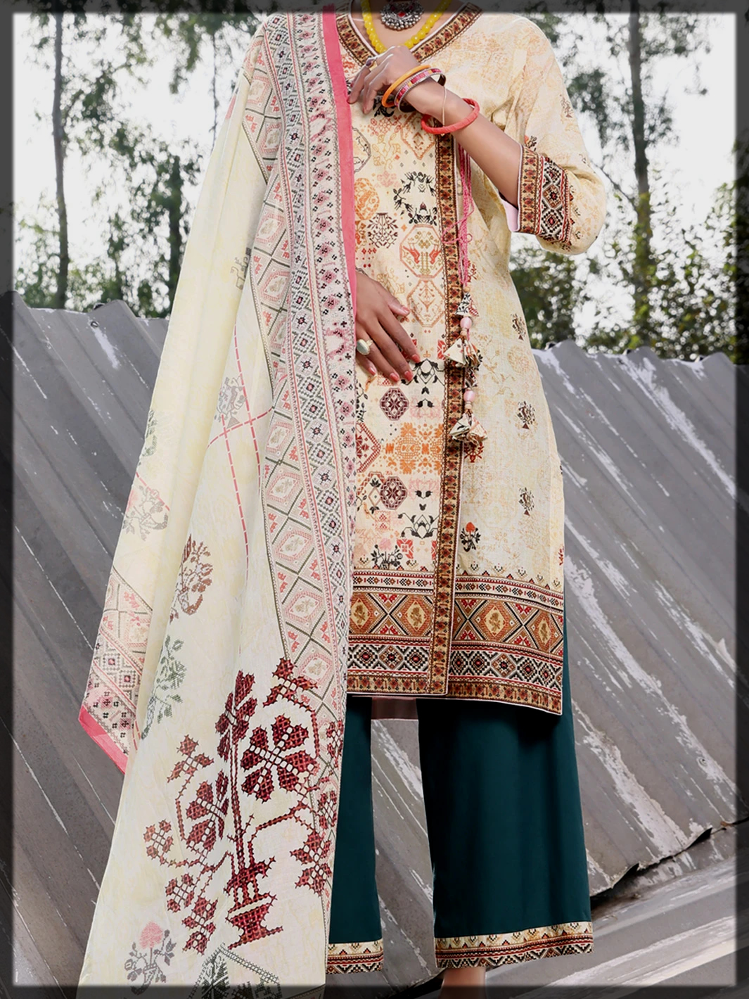 Attractive Almirah Summer Collection