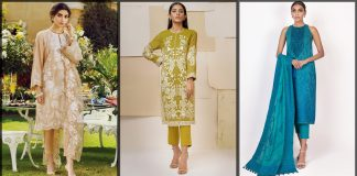 New Alkaram Studio Eid Collection 2021 [Festive Dresses With Price]
