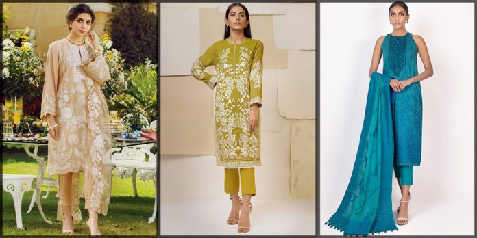 Beautiful Alkaram Studio Eid Collection for Women and Young Girls