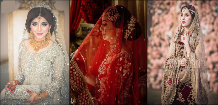 Bridal Dupatta Setting Styles And Ideas For Asian Brides