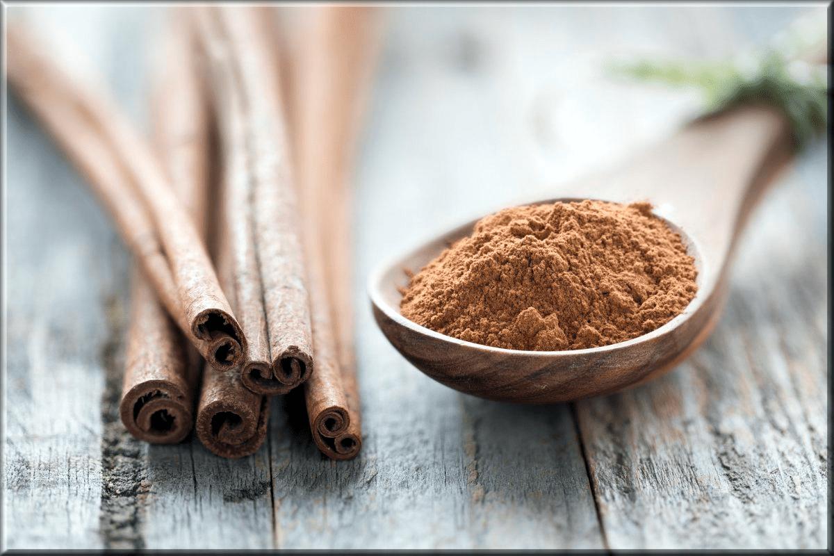 Cinnamon is the best choice for blackheads-min