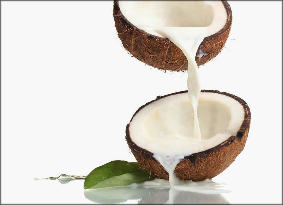 Coconut High in lauric corrosive