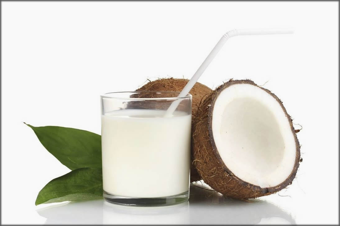 Coconut Milk For Your Hairs