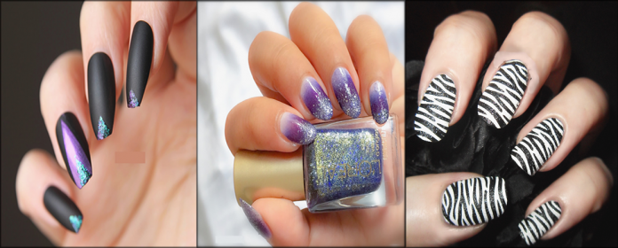 Easy Eid Nail Art Designs For Girls To Try This Eid