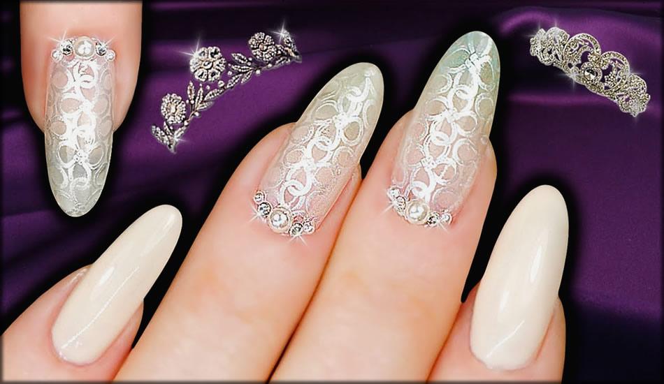 Eid Nail Art Designs For Girls 2020