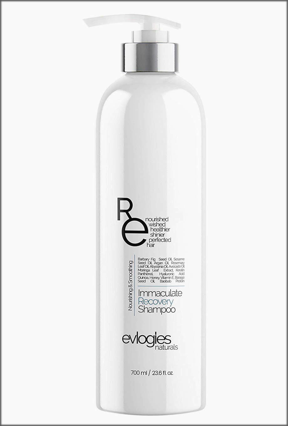 Evlogies Naturals Immaculate Recovery Shampoo