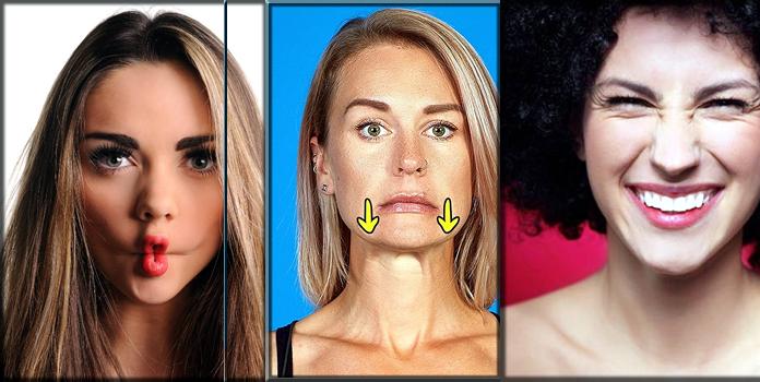 Facial Exercises to Slim Face