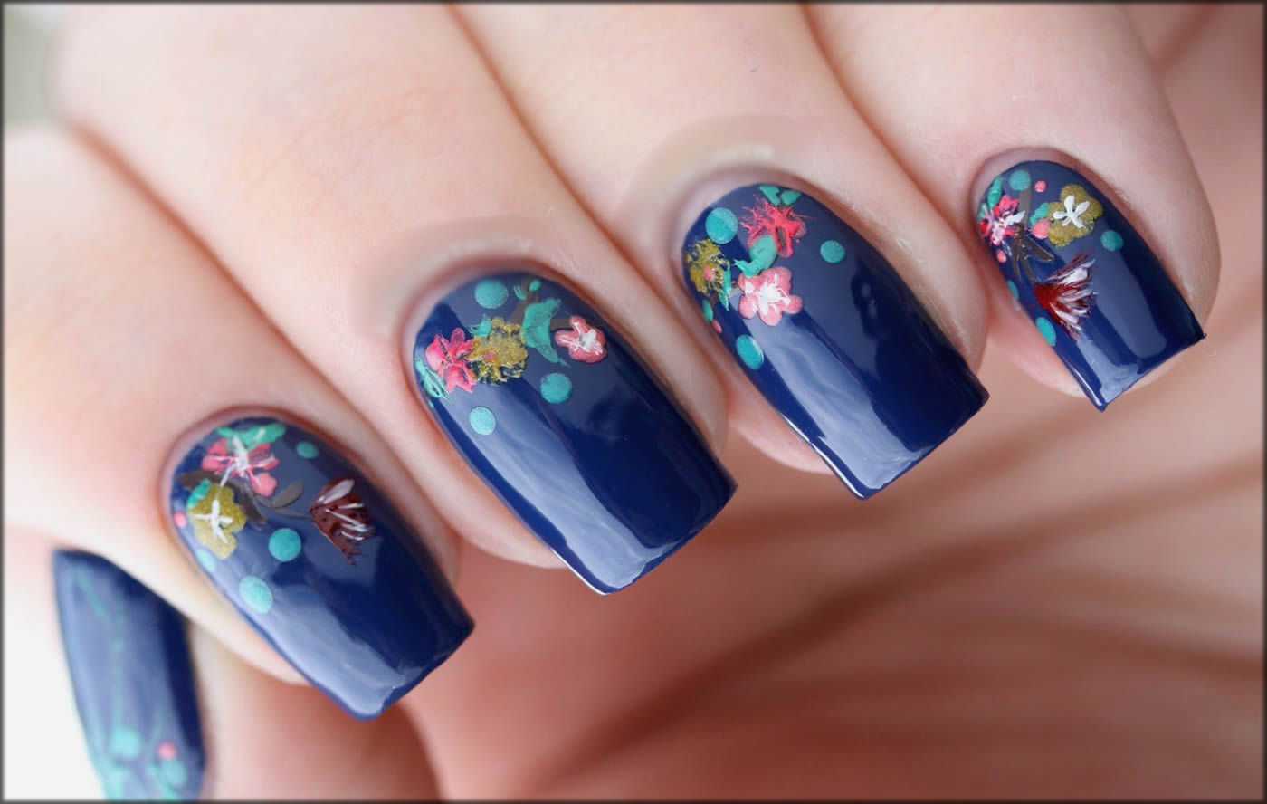 Hottest Nail Art For Spring
