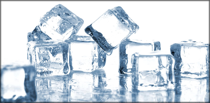 Ice Cubes Home Remedies For Open Pores