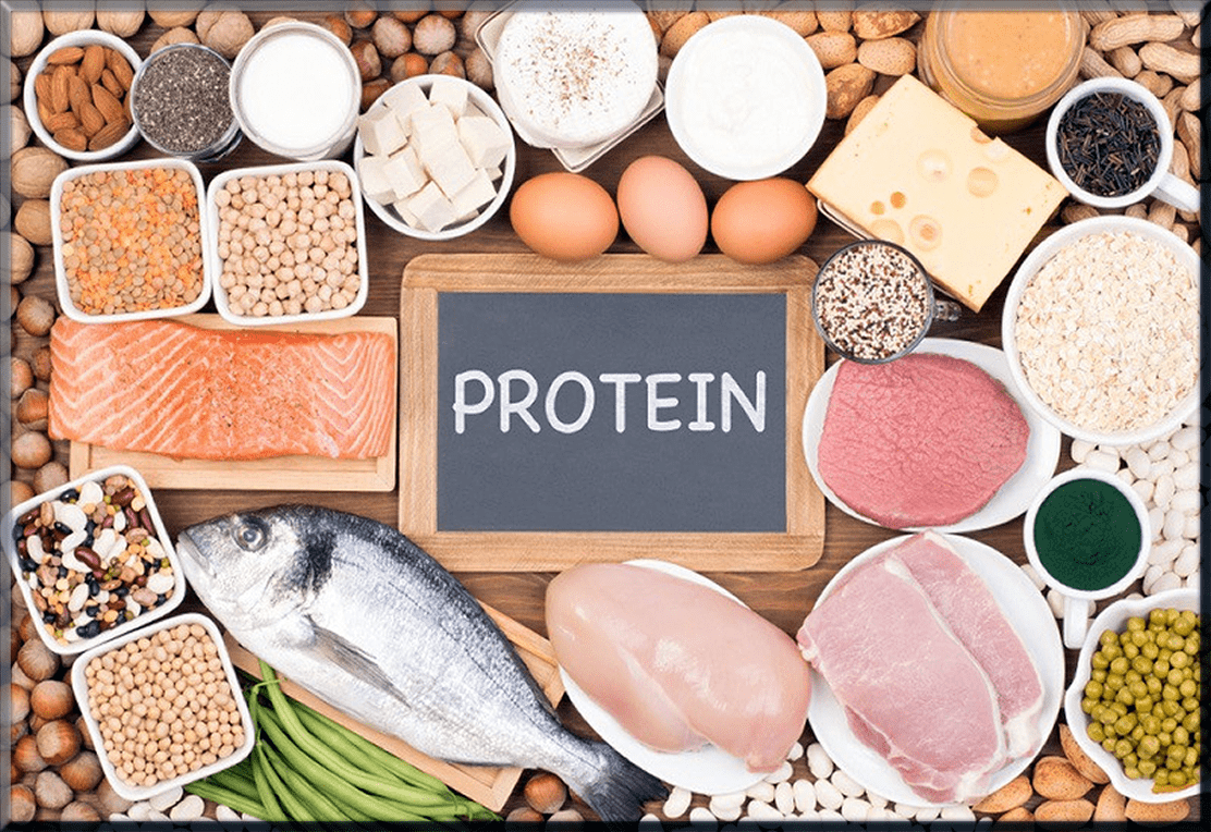 Include Protein In Your Food