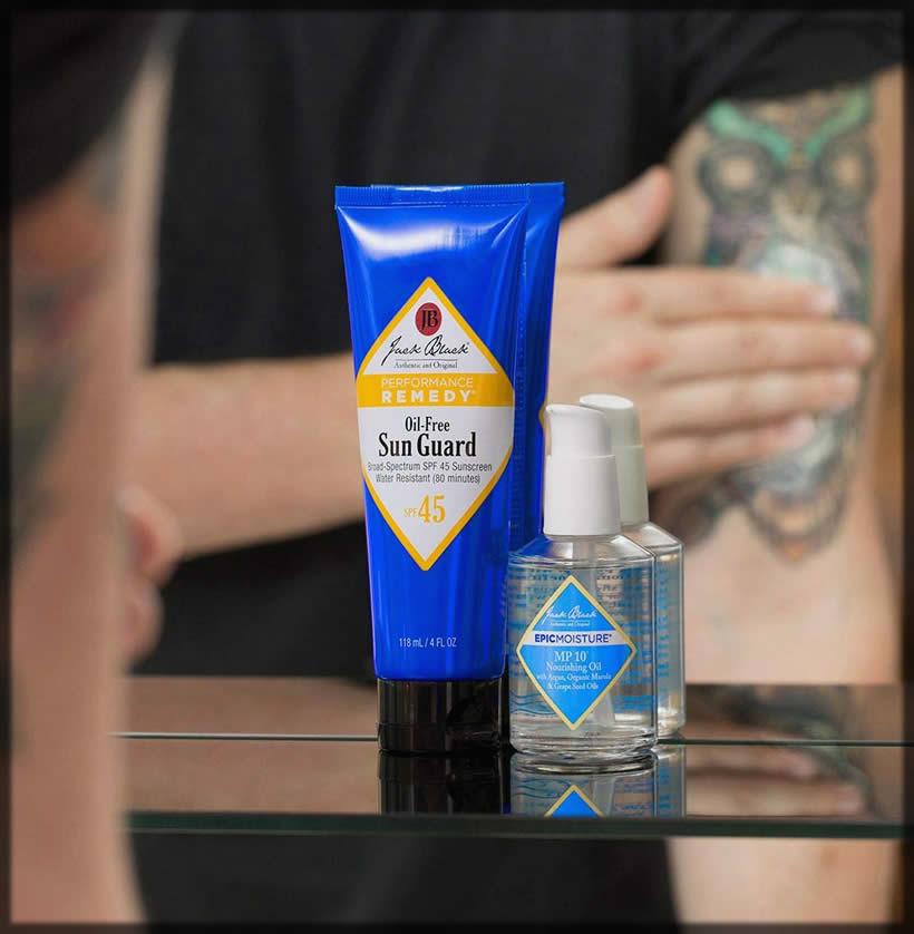 Jack Black Epic Moisture And Nourishing Oil Best Oils For Hair Growth