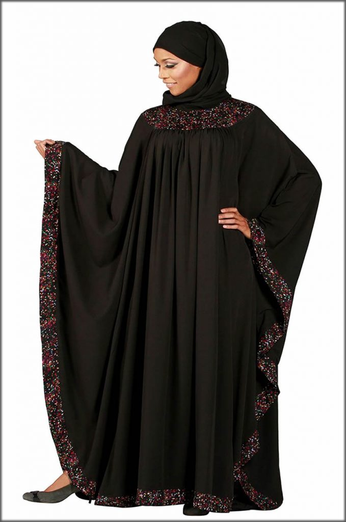 Kaftan Style Gown For The Ladies