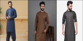 Latest Kurta Designs for Men 2021 [Men Kurta Shalwar Collection]