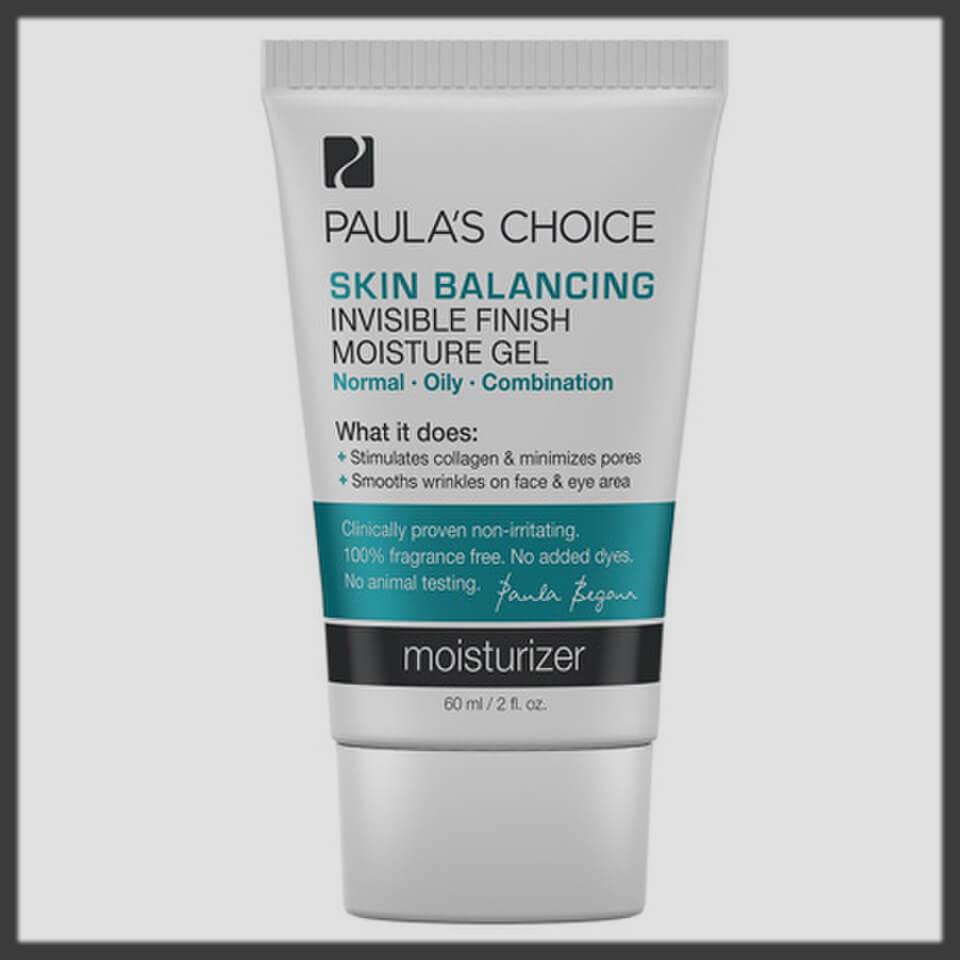 Paula's Choice moisturizer for oily skin
