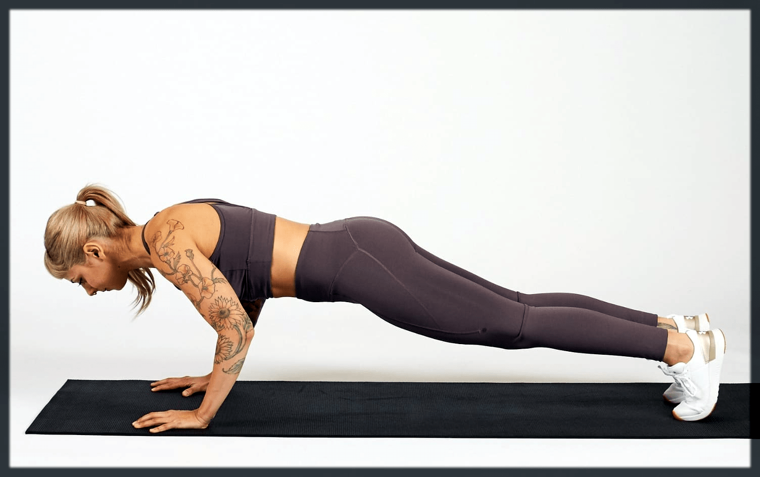 Push-ups How To Get Rid Of Arm Fat