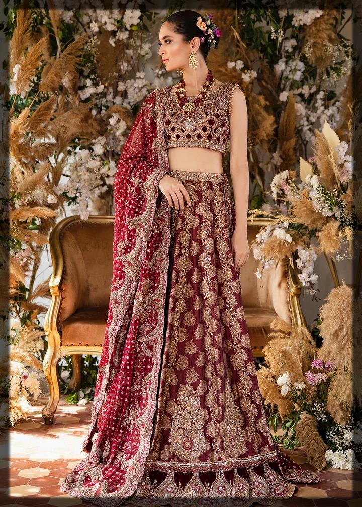 Tena Durrani Bridal Barat Dresses