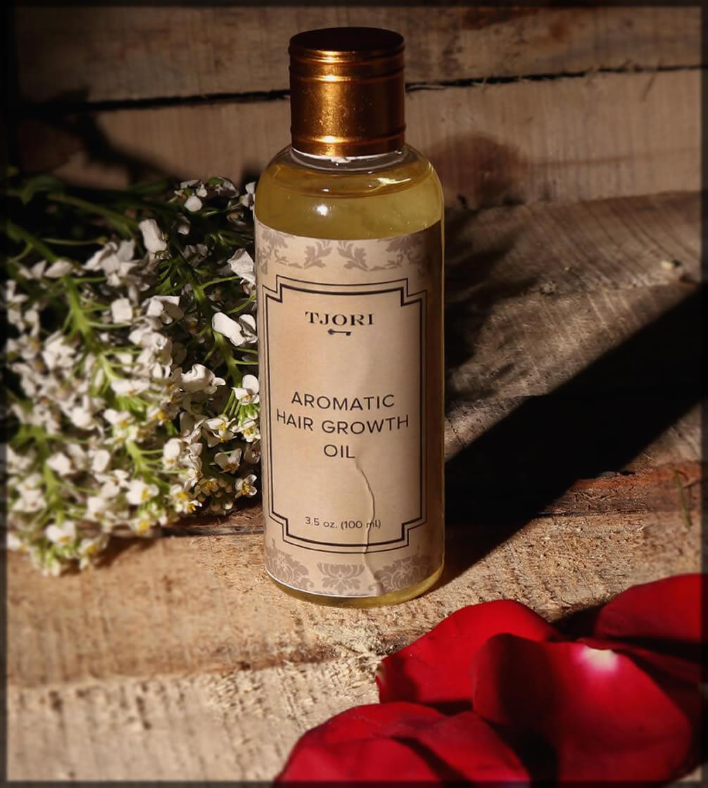 Tjori Aromatic Hair Growth Oil Best Oils For Hair Growth