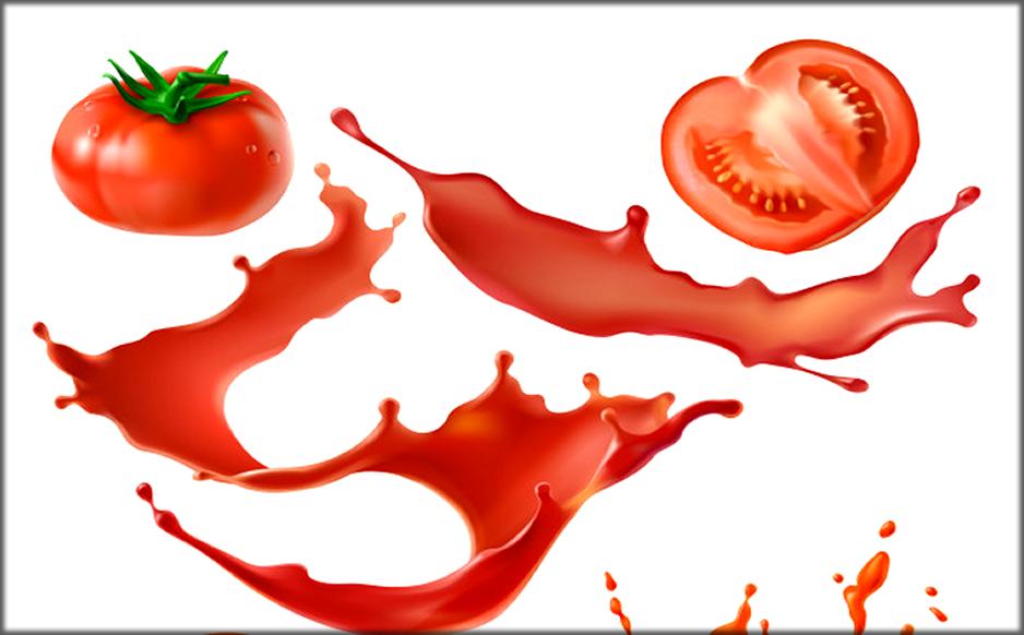 Tomato Home Remedies For Open Pores