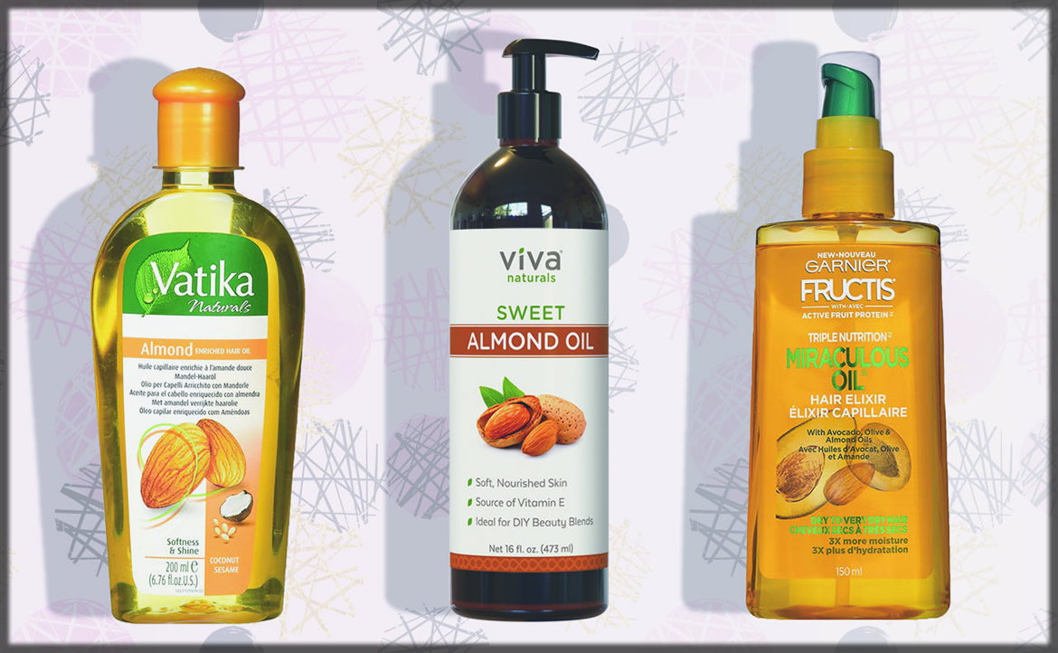 Top Almond Locks Protection Best Oils For Hair Growth