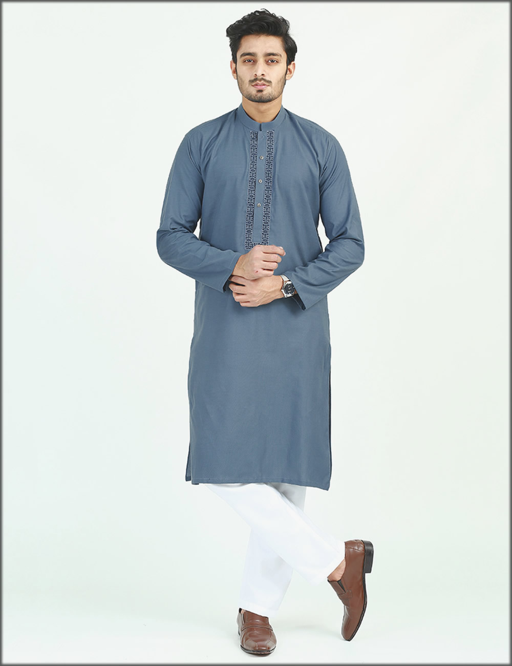 Wash And Wear Kurta For Men
