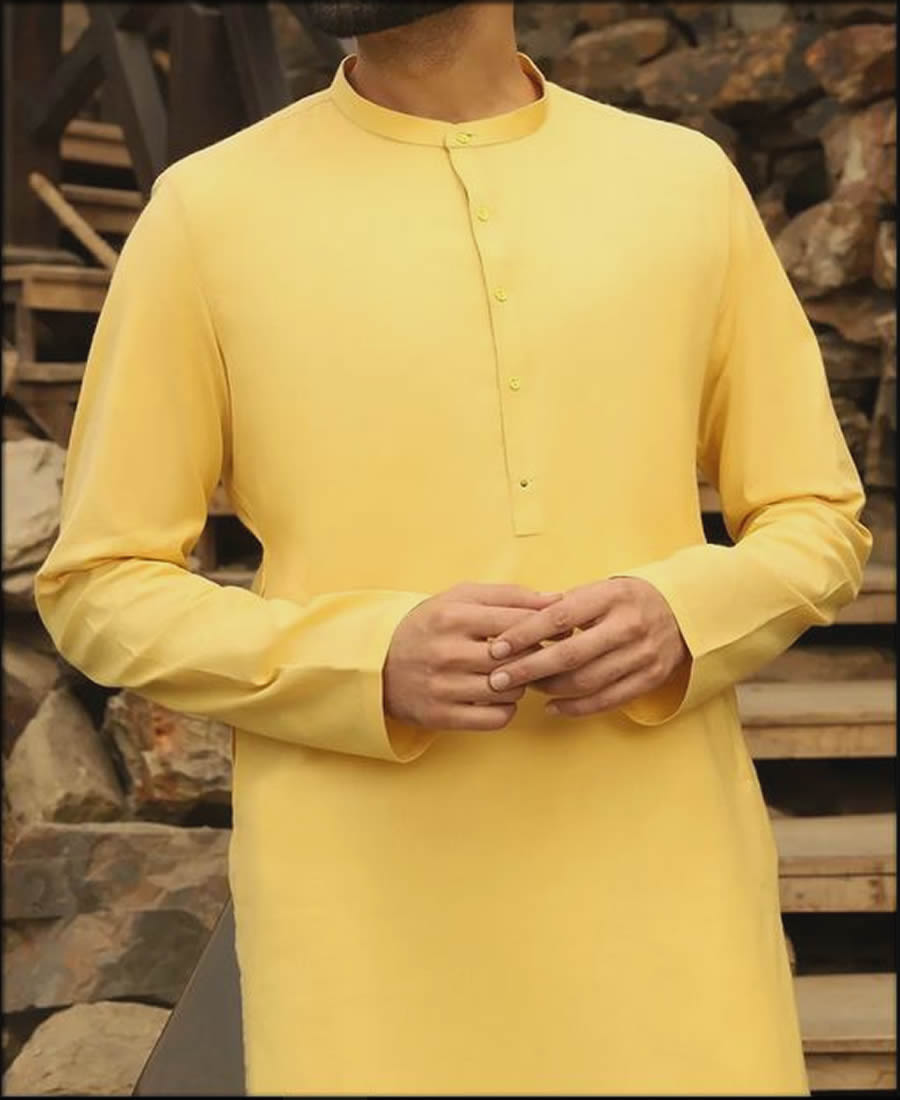 Yellow Theme For Mens