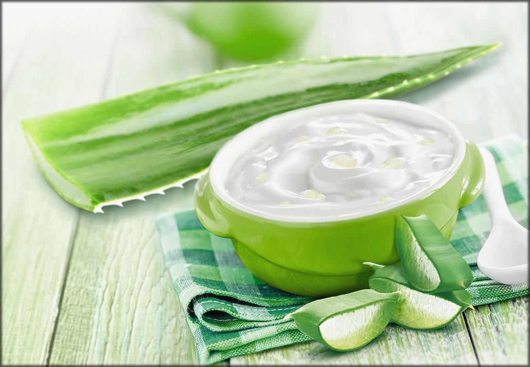 Fresh Yogurt For Silky Hair