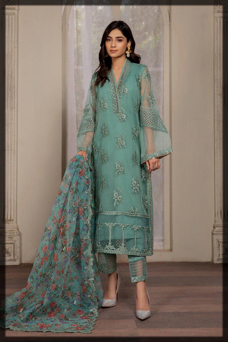 appealing luxury lawn suit by maria b