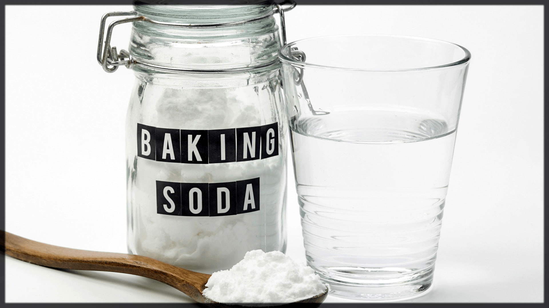 baking soda the the best home remedies for blackheads-min