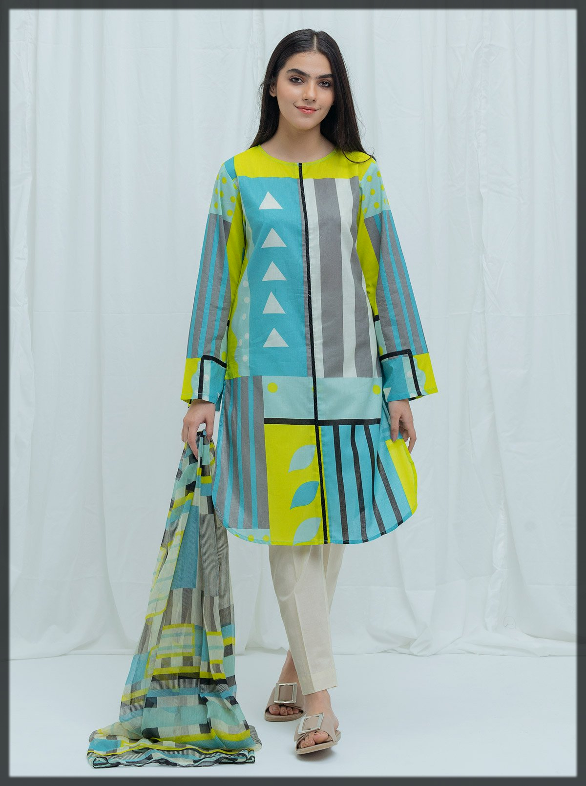beechtree 2pc summer suit for ladies
