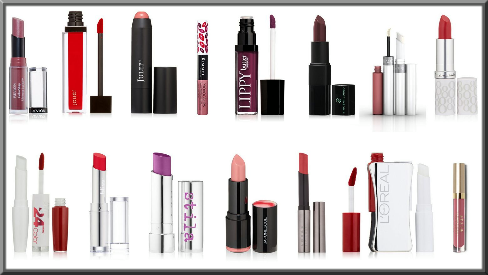best long lasting lipsticks collections