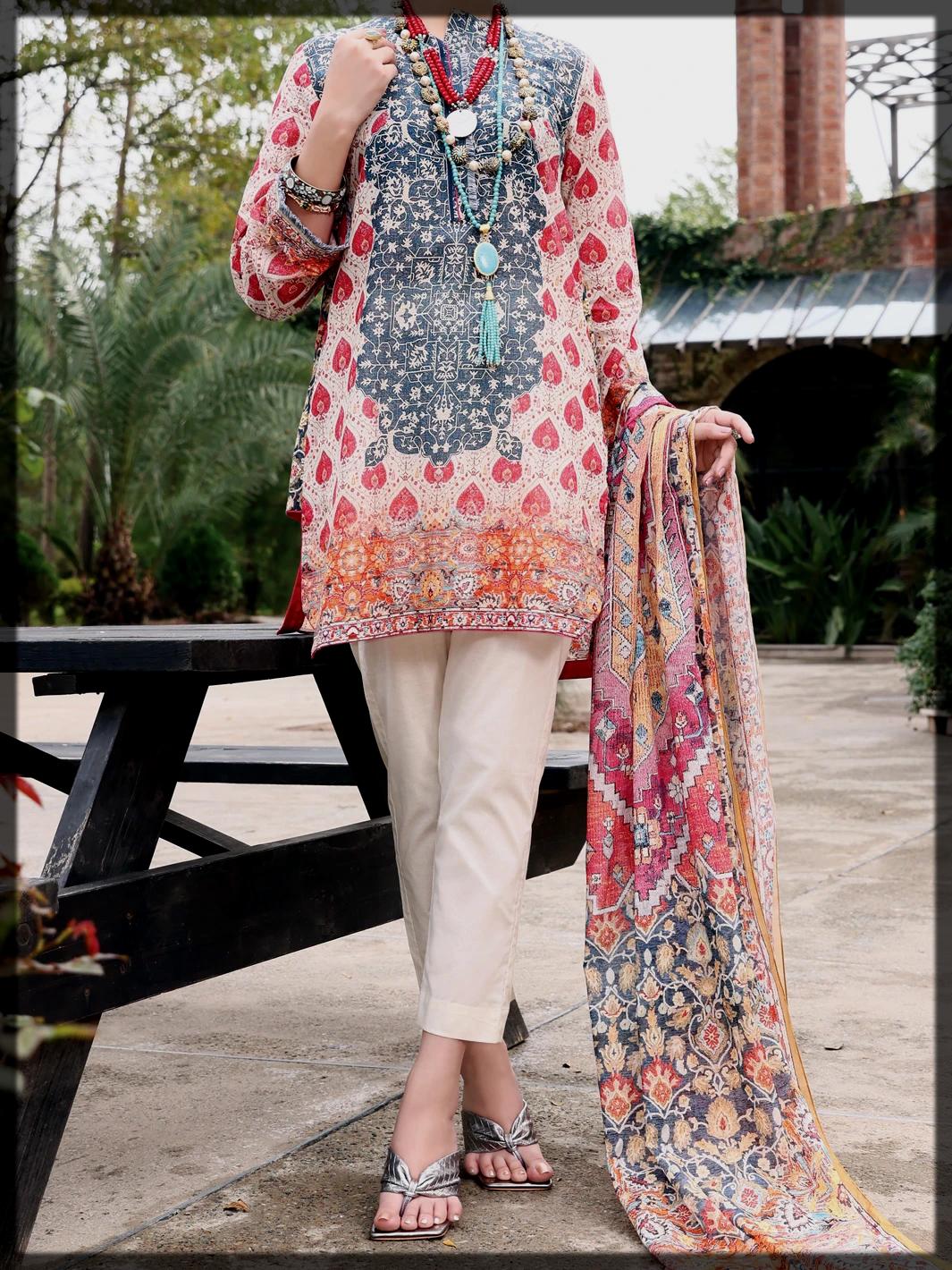 classy almirah summer collection for women