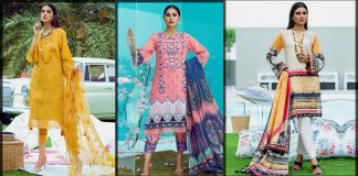 Khas Summer Collection 2021 New Lawn Dresses [With Updated Price]