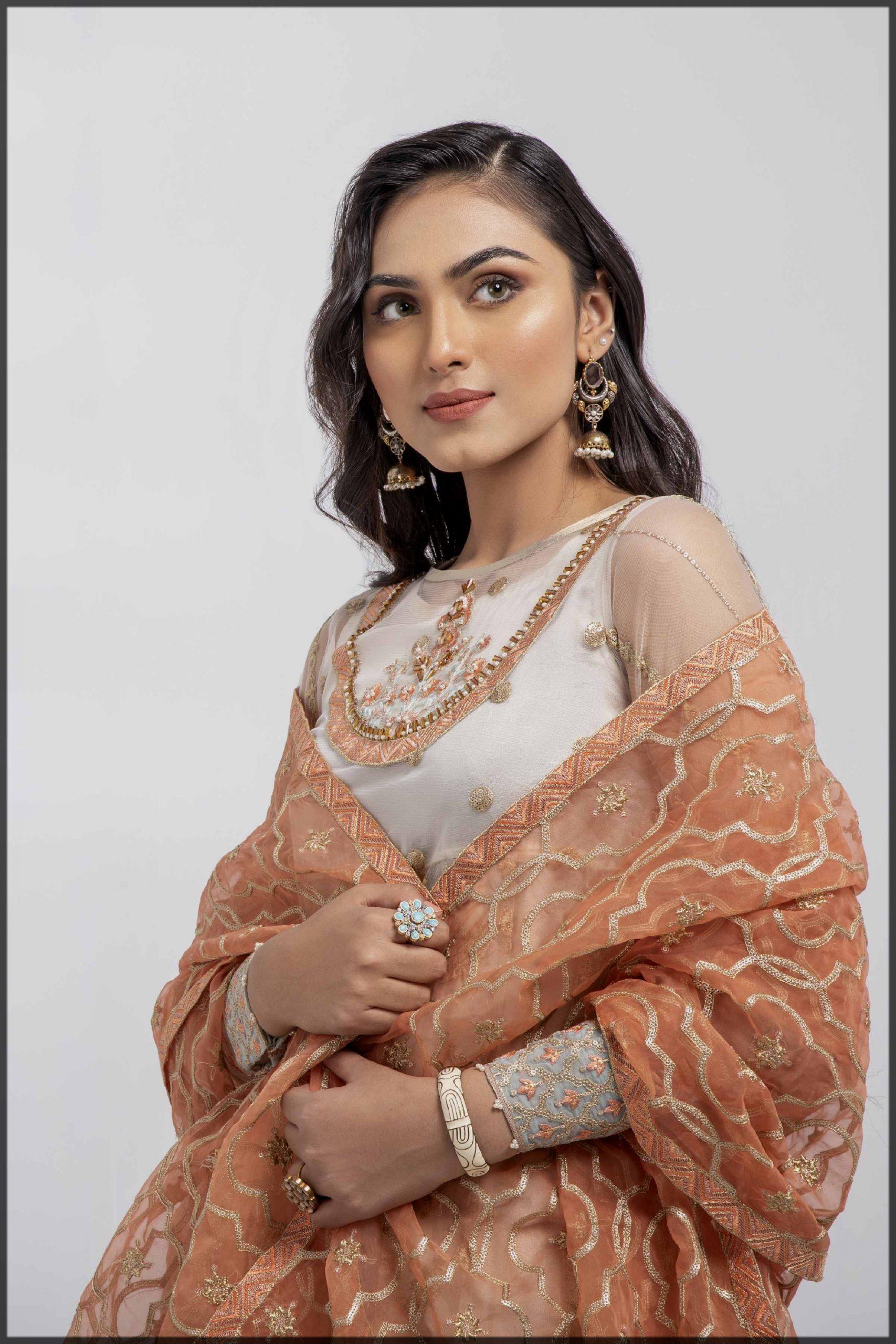 classy pakistani eid dresses