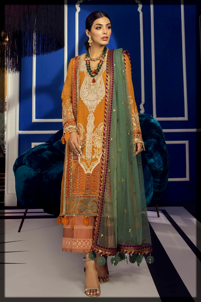cool pakistani eid dresses for women