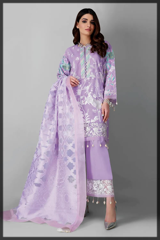 dazzling 3pc summer eid suit