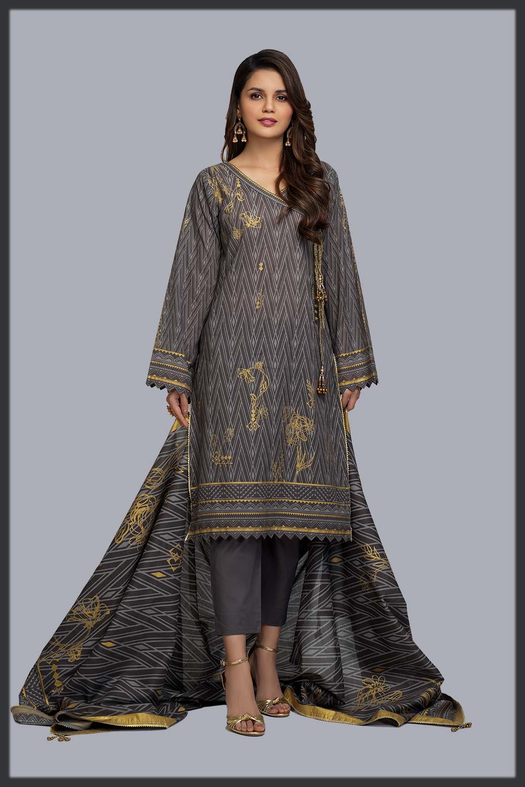 dazzling pakistani eid dresses for women
