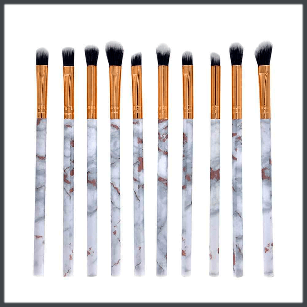 different eye brush list
