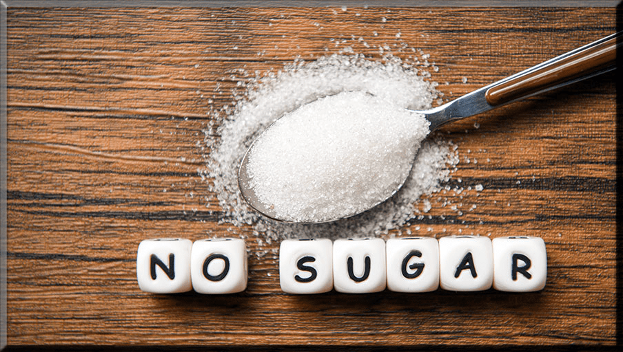 how to get rid of arm fat no sugar