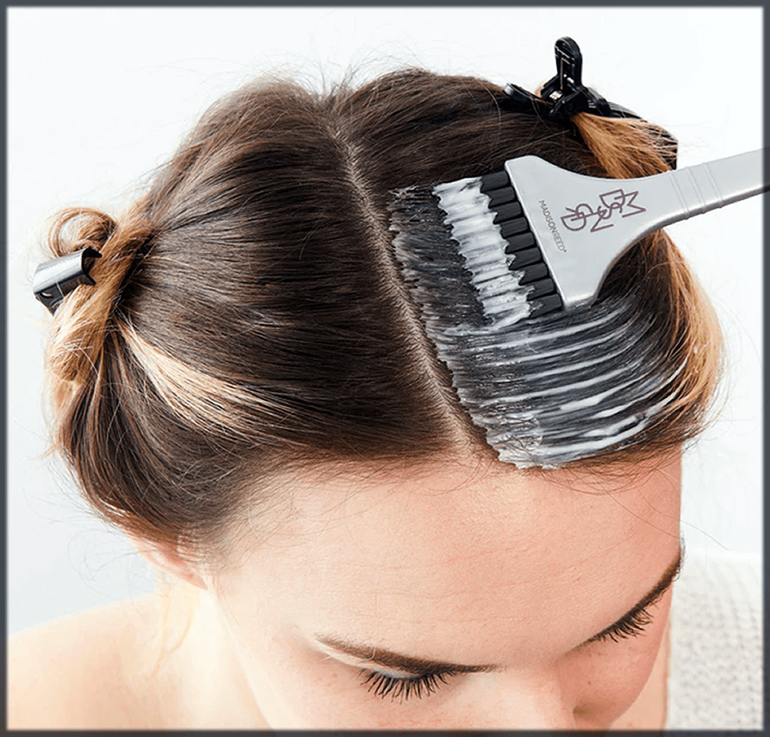 how you can dye your hair at home easily