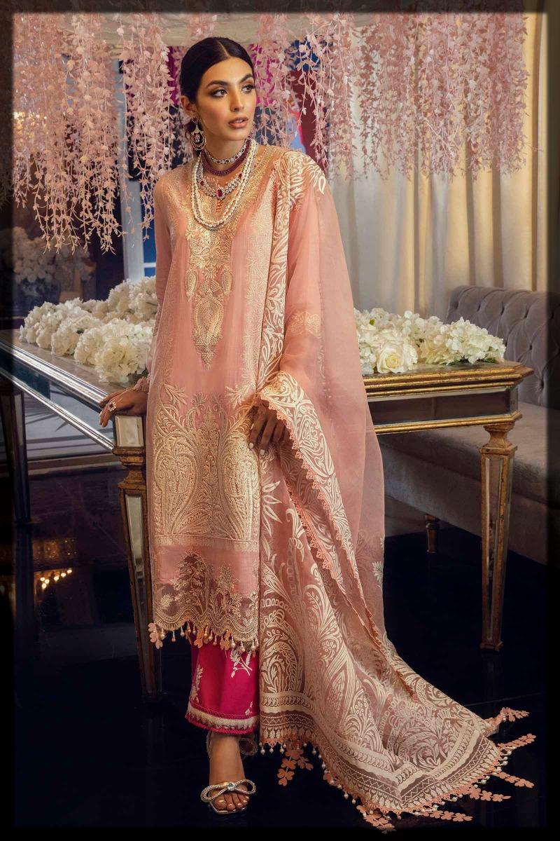 impressive pakistani eid dresses by top brands