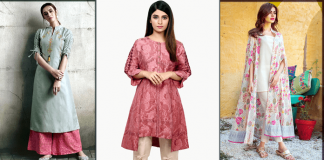 Stylish Lawn Dresses Stitching Designs 2021 Trends In Pakistan