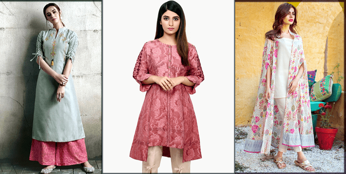 jazzy Lawn Dresses designs for women