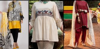 Almirah Summer Collection 2021 - New Arrivals for Women [Prices]