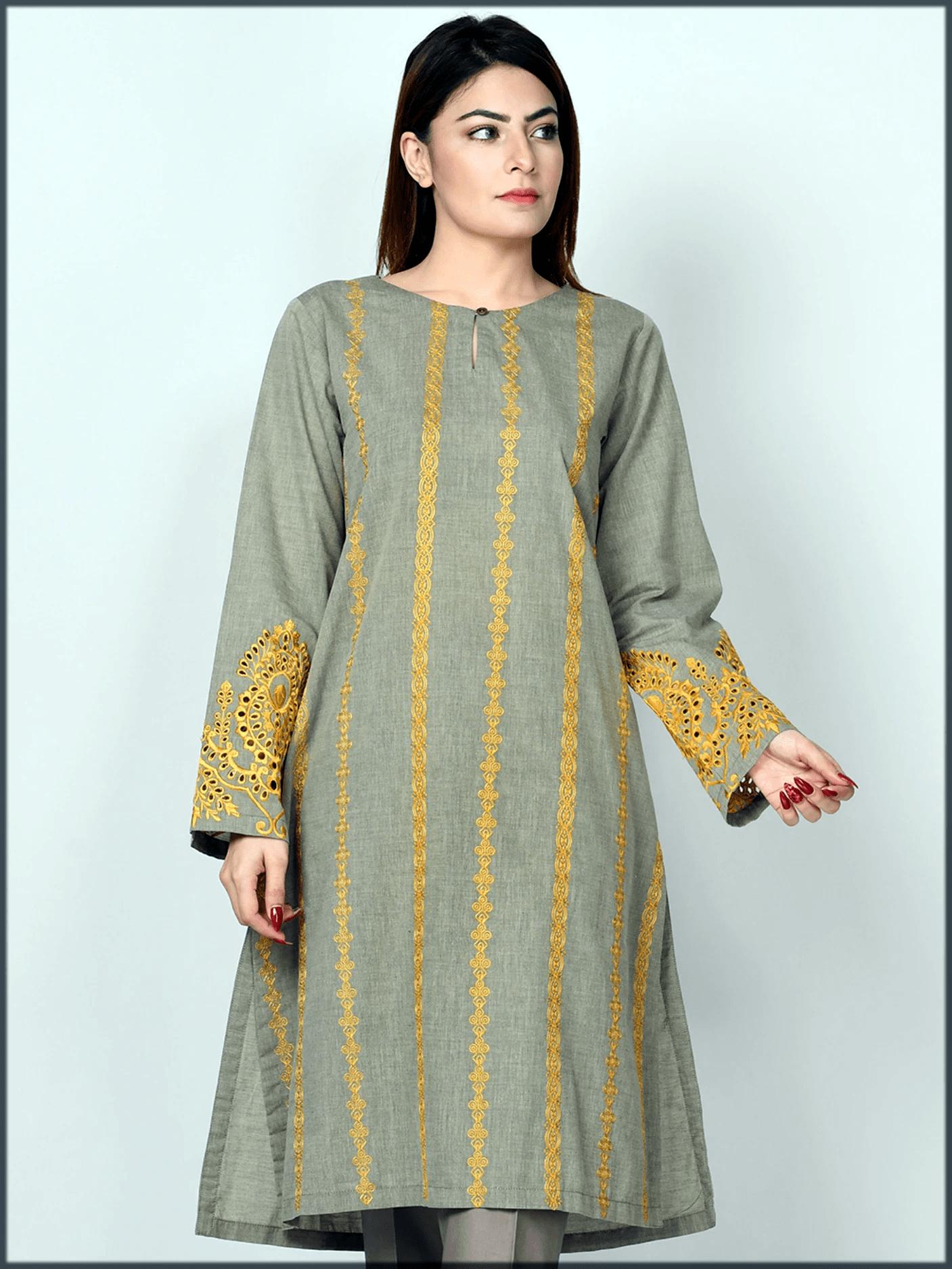 latest kurta design for women