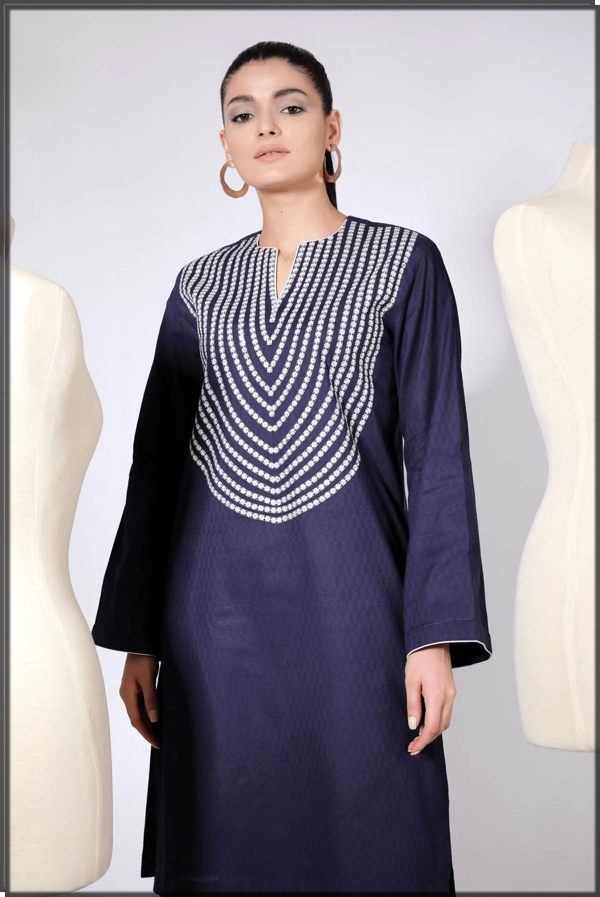 latest kurta designs for women 2020