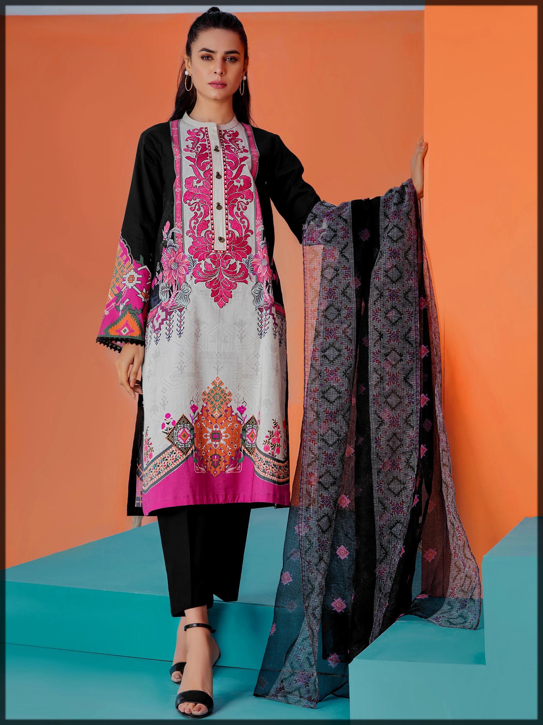 latest limelight summer eid dresses