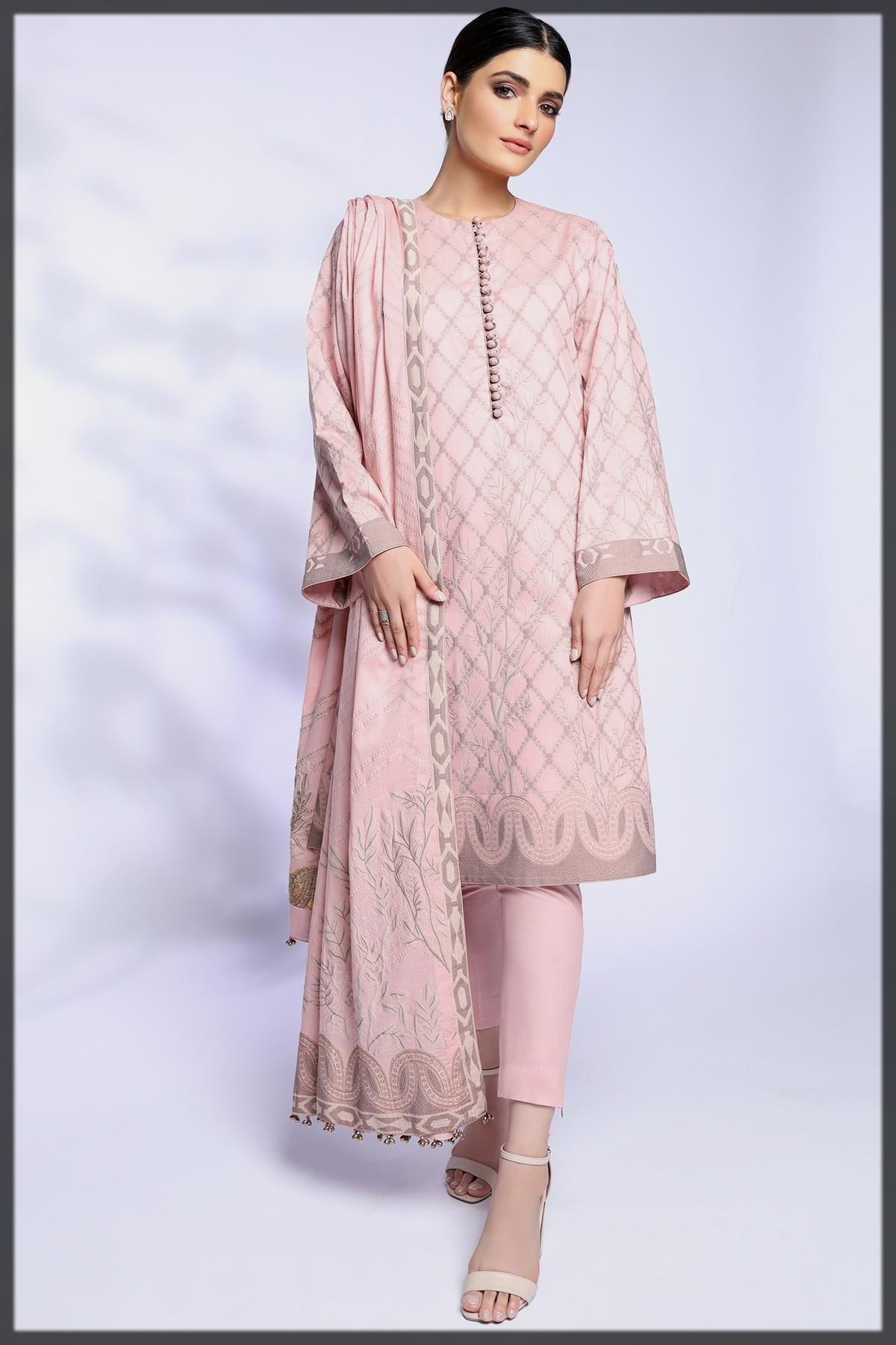 latest pakistani eid dresses for women