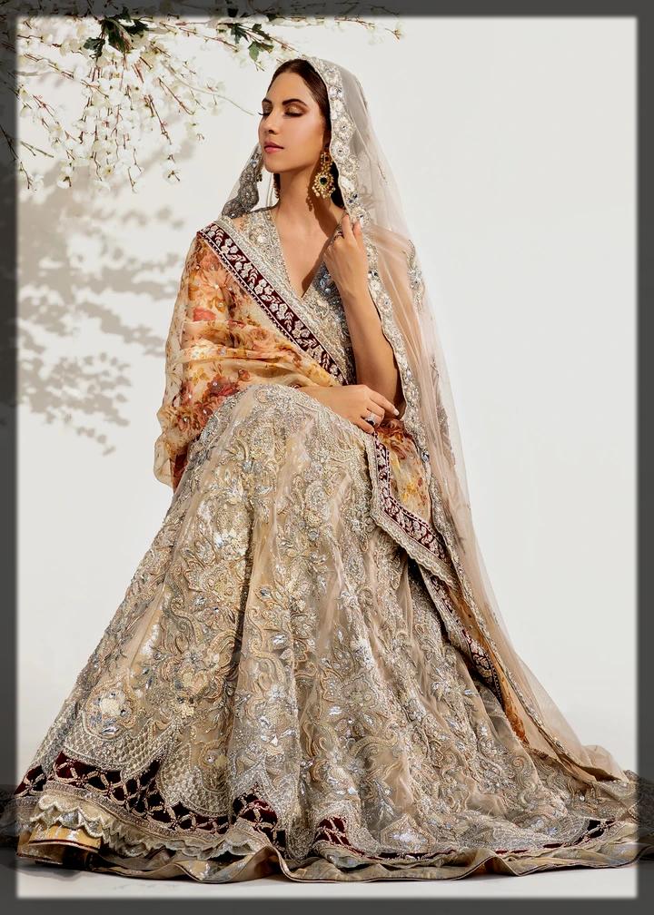 lavish tena durrani bridal collection